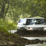 Land Rover Experience in Skipton